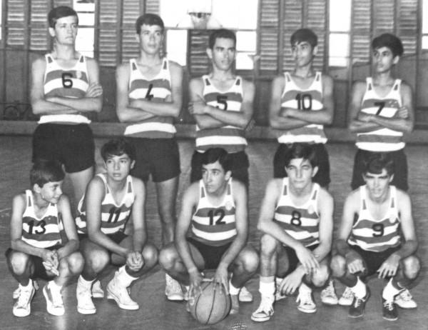 BK Sporting Beira - Juvenis masculinos
