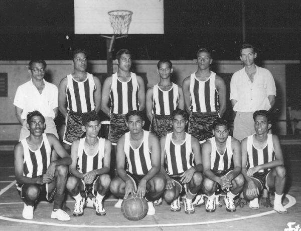 BK Indo-Português - Seniores masculinos