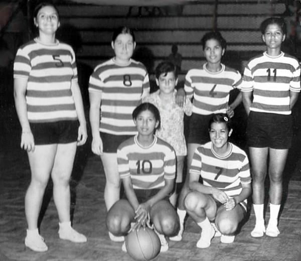 BK Sporting - Seniores femininos