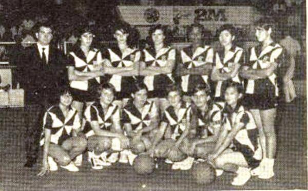 BK Seleção da Beira - Seniores femininos