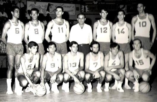 BK Seleção de Lourenço Marques - Seniores masculinos