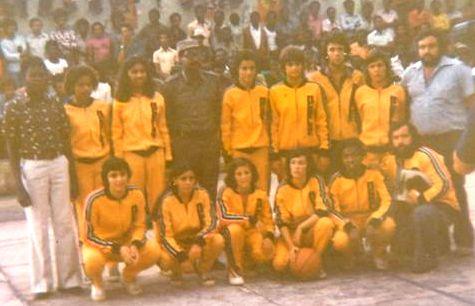 BK Seleção nacional de Moçambique - Seniores femininos