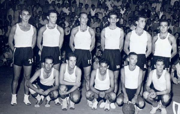 BK Seleção Naturais de Moçambique - Seniores masculinos