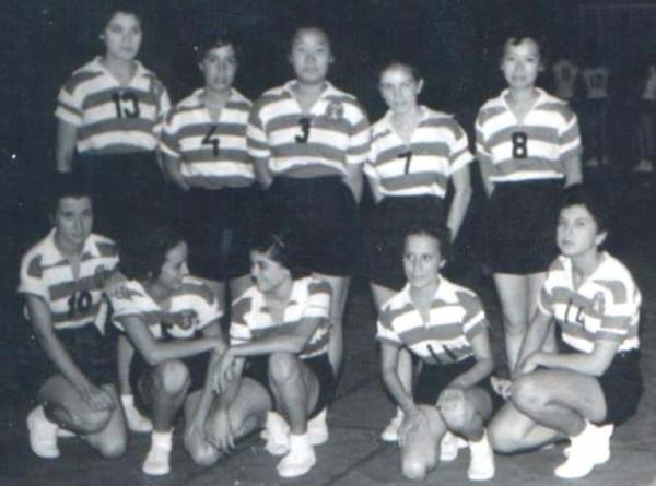 BK Sporting Beira - Seniores femininos