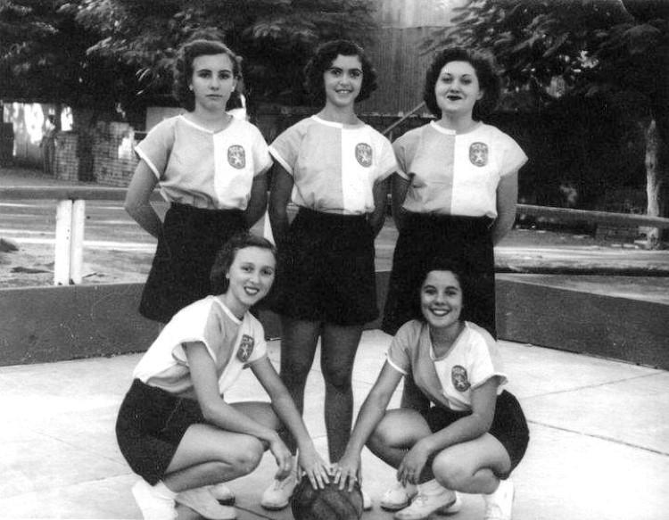 BK Sporting LM - Seniores femininos