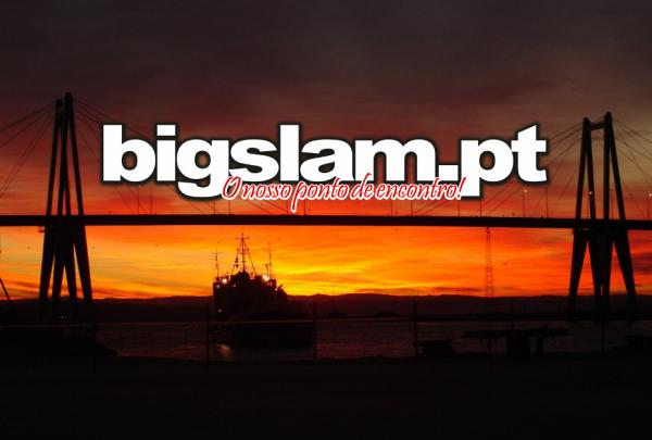 Mensagem de Boas Vindas do BigSlam!