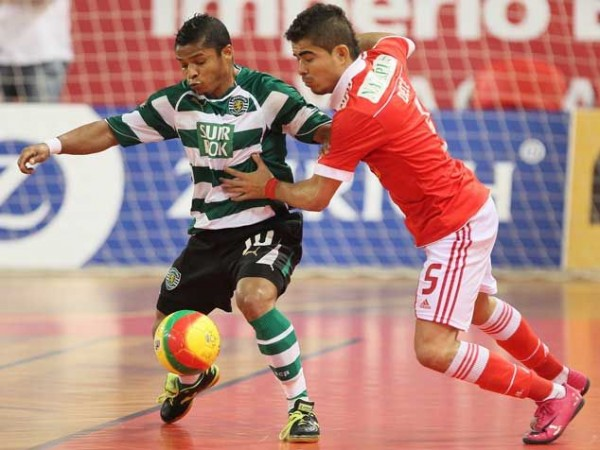 Futsal em grande! -