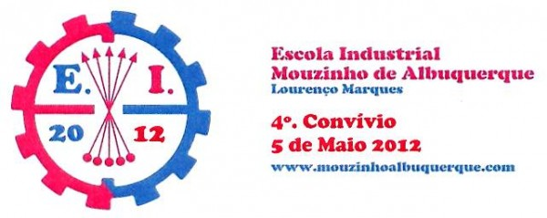 4º Convívio da Escola Industrial Mouzinho de Albuquerque (EIMA) – 5 de Maio de 2012