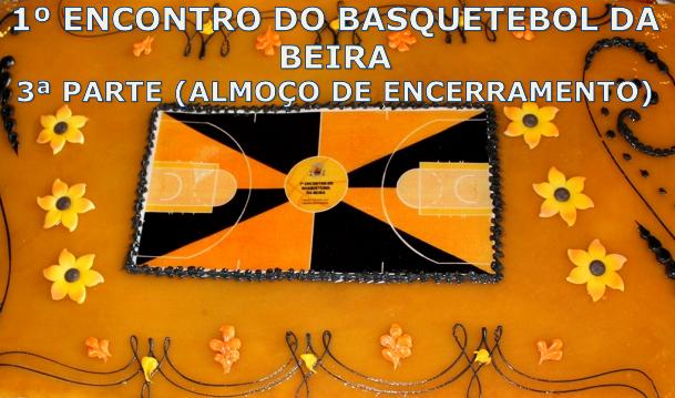 1º ENCONTRO DO BASQUETEBOL DA BEIRA (3ª Parte – Almoço no Restaurante Lisboa nas Caldas da Rainha) – Por Samuel Carvalho