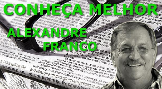 """Entrevista """"Conheça Melhor"""" – Alexandre Franco"""