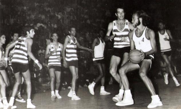 ADIVINHA QUEM SÃO! Equipas rivais do basquete moçambicano na década 70.