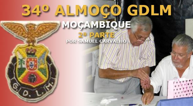 34º Almoço do Grupo Desportivo de L. Marques (2ª parte) - Reportagem de Samuel Carvalho