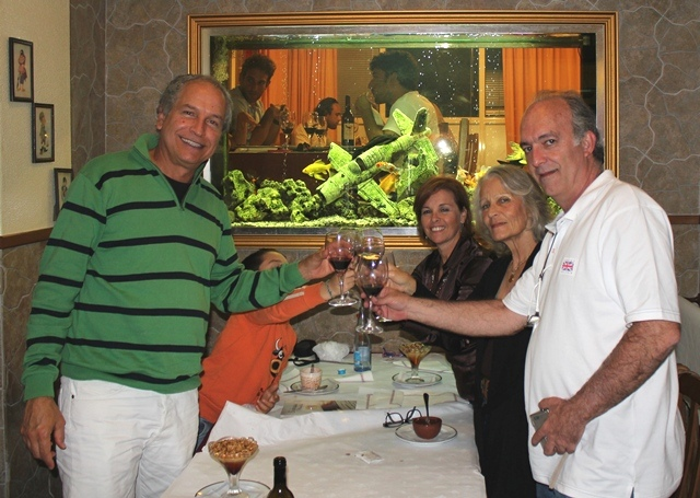 César Lage de férias em Portugal visita o reduto do BigSlam - a cidade da Figueira da Foz!