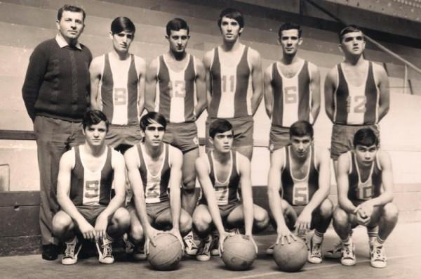ADIVINHA QUEM SÃO! Excelente equipa do basquete moçambicano, decorreram entretanto mais de 40 anos...!