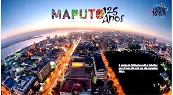 Maputo, a Cidade das Acácias, a Pérola do Índico, comemora hoje 125 anos!