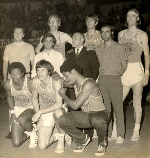 ADIVINHA QUEM SÃO! – Célebre seleção de basquetebol que actuou em Moçambique...