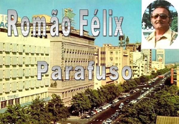 """Romão Félix """"Parafuso"""" comemora hoje (20 de janeiro) 77 risonhas primaveras...!"""