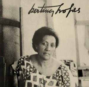 Um ano sem Bertina Lopes -