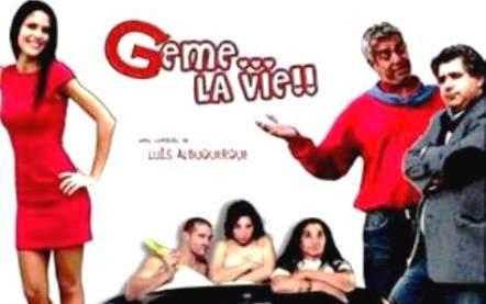 Geme… La Vie!!, de Luís Albuquerque - Quinta-feira, 7 de março, 21h30 no CAE