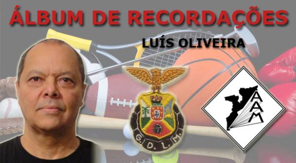 Álbum de Recordações - Luís Oliveira
