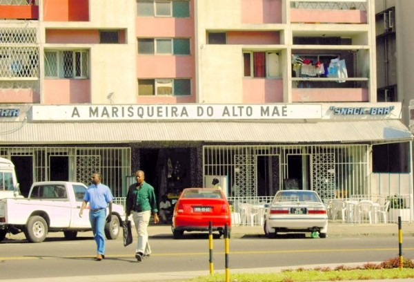 Marisqueira A Mae