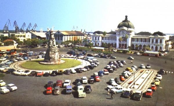 Praça Mac Mahon_1965
