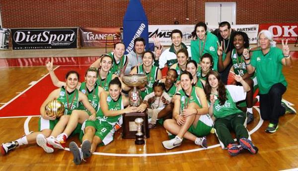 Algés vence Taça de Portugal de Basquetebol feminino -
