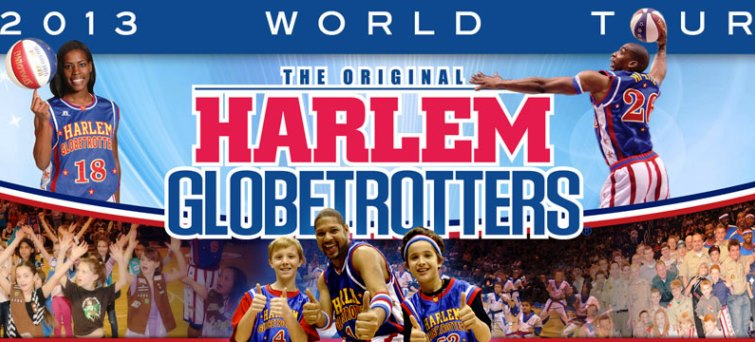 Harlem Globetrotters... 60 anos depois! -