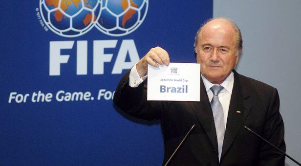 A FIFA ... uma vez mais ! -