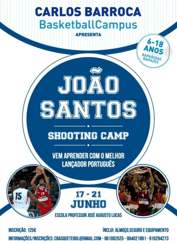Joao Santos Shooting Camp