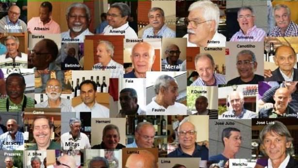 2º Almoço dos Antigos Futebolistas de Moçambique