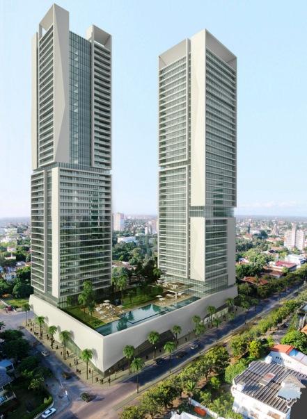 maputo-twin towers