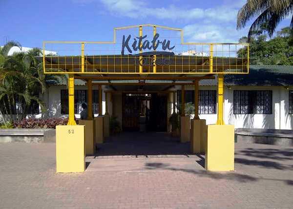 Colegio Kitabu - entrada principal