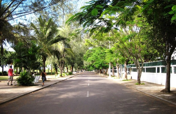 Avenida Friedrich Engels