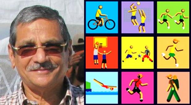 Currículo Desportivo - Alberto Rodrigues