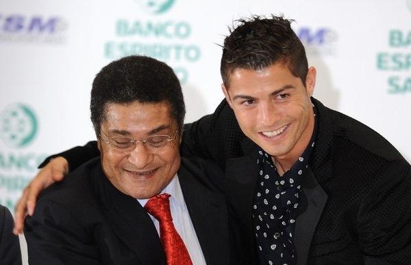 Eusebio-Cristiano-Ronaldo