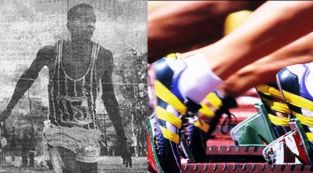 "José Magalhães o grande velocista moçambicano - ""Nambauane"" de Victor Pinho"