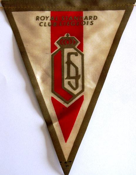 va61- Galhardete Standard de Liege da Bélgica