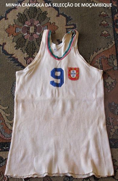 va63-Minha camisola da Selecção Moçambique