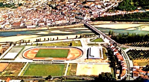 Cinquenta anos do Estádio Universitário de Coimbra