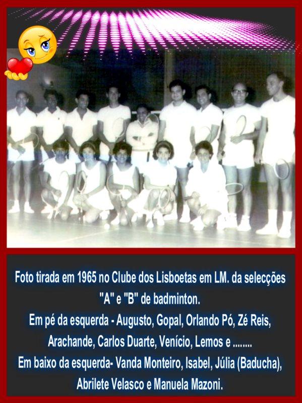 2014-01-22-Badminton Moçambique