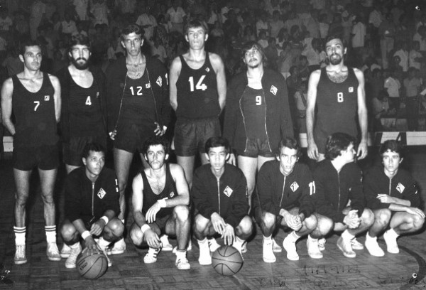 Académica 1972 - Seniores