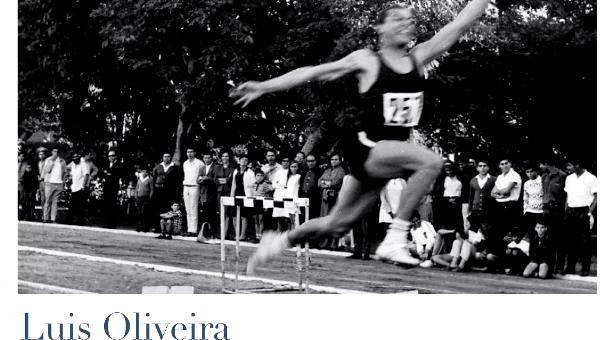 Atletismo: Biografia do atleta Luis Oliveira -