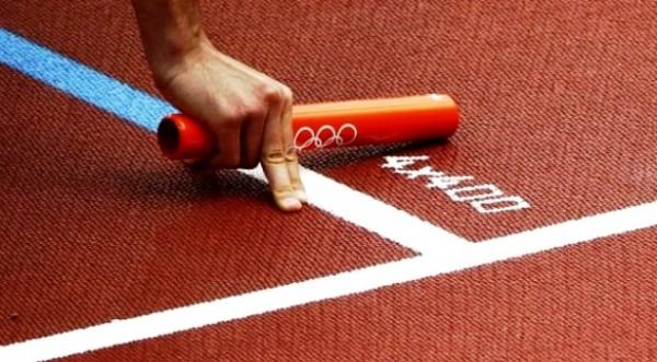 Atletismo: Corridas de Estafetas -