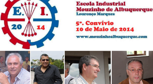 5° convívio da EIMA - 10 de Maio de 2014 na Quinta do Paúl- Leiria