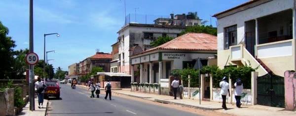 bairro da Malhangalene