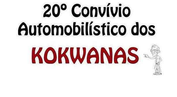 20º Convívio Automobilístico dos Kokwanas - Dia 17 de Maio 2014