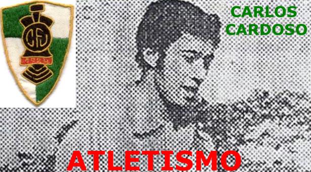 Atletismo: Carlos Cardoso -