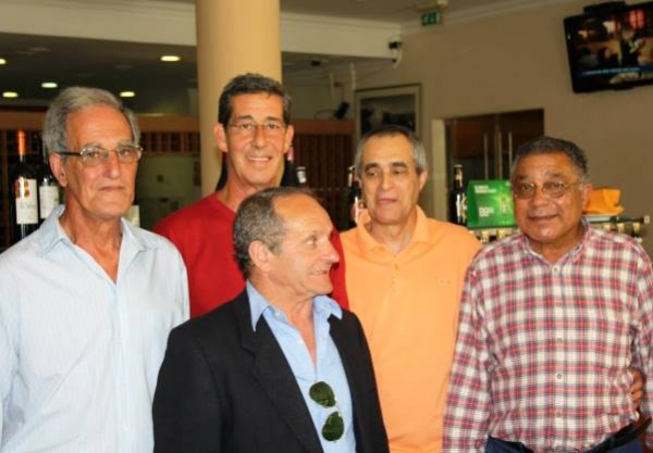 37a-Teixeira, Ze Julio,Joaquim, Joaquim Mendonça e Rui Rodrigues