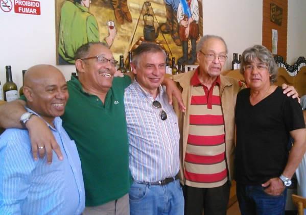 39-Antonio Silveira, Orlando Gomes da Silva, Mario Rui Melo Alves e Mario Wilson e Rogerio Carreira